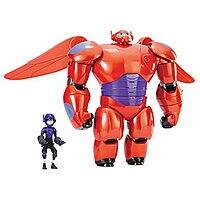 """Big Hero 6 11"""" Deluxe Flying Baymax w/ 4.5"""" Hiro Action Figures $  20.64 ($  36 Elsewhere) Shipped w/ Prime Amazon.com"""