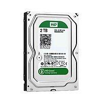 "2TB Western Digital WD Green 3.5"" SATA 6 Gb/s Internal Hard Drive $64.99 + Free Shipping Bestbuy.com"