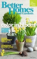 DiscountMags Deal: Mother's Day Magazine Sale: Better Homes & Garden $5/yr, Glamour $5/yr, Shape
