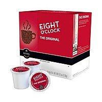 Target Deal: 72-Ct of Keurig Eight O'Clock K-Cups (Various Flavors) $24.27 + Free Store Pickup or $25.62 Shipped Target.com