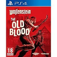 Amazon Deal: Wolfenstein: The Old Blood (PS4 or Xbox One) + $15 Wolfenstein: The New Order Credit