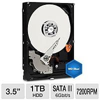 TigerDirect Deal: Western Digital 3.5
