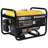 eBay Deal: DuroStar DS4000S Gas Powered 4000 Watt Portable Generator