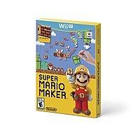 Amazon Deal: Super Mario Maker Pre-Order (Wii U)