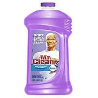 Amazon Deal: 40oz Mr. Clean Multi-Surfaces Liquid w/ Febreze (Lavender Vanilla & Comfort) $2.55 or Less + Free Shipping Amazon.com