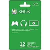 CDKeys Deal: 12-Month Microsoft Xbox Live Gold Membership (Digital Delivery)