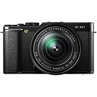 Best Buy Deal: Fujifilm X-M1 16MP Mirrorless Digital Camera w/ 16-50mm Lens $349.99 + Free Shipping Bestbuy.com