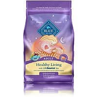 Amazon Deal: 7lbs Blue Buffalo Healthy Living Chicken Cat Food