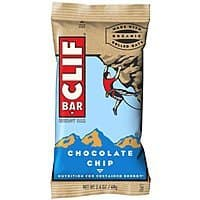 Amazon Deal: 12-Pack of 2.4oz Clif Energy Bars (Chocolate Chip) $7.27 or Less + Free Shipping Amazon.com