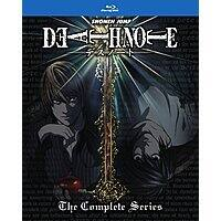 Death Note Complete Anime Series on Blu-ray $35