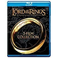 Lord of the Rings: Theatrical Trilogy (Blu-ray) $11.99 + Free Store Pickup @ Best Buy & Amazon