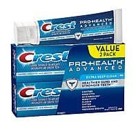 2-Pack 3.5oz Crest Pro-Health Advanced Extra Deep Clean Toothpaste