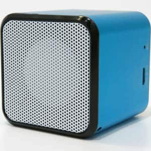 EnerPlex Portable Bluetooth Speaker (Various Colors)  $5 + Shipping