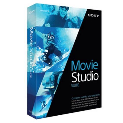 Sony Movie Studio 13 Suite   - Download  $49.95