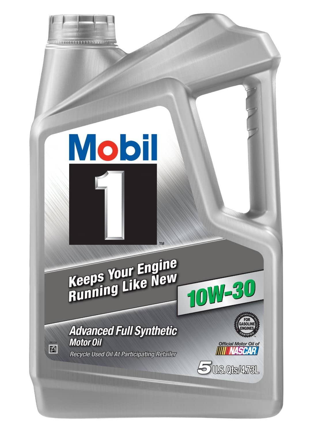 5-Qt Mobil 1 Synthetic Motor Oil (various viscosities)  $22.70 + Free Store Pickup