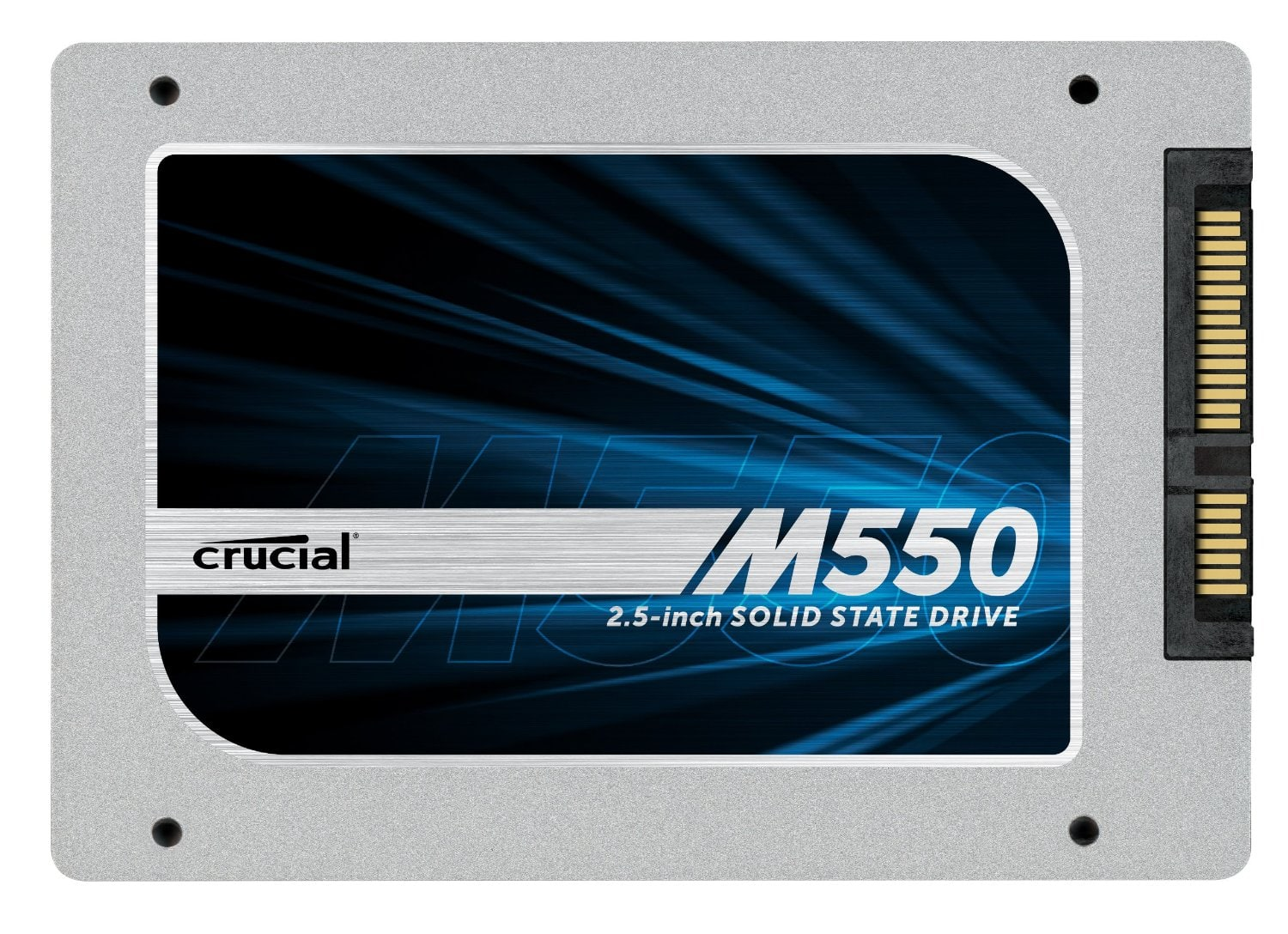 "Crucial M550 2.5"" SATA III Solid State Drive: 1TB $377, 512GB  $180 or Less + Free Shipping"
