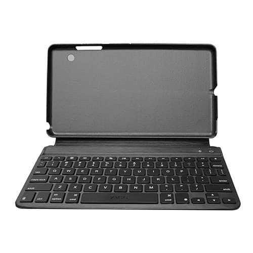 ZAGG MINI 9 Bluetooth Keyboard and Folio Case for Apple iPad Mini (FOLBSLBLK103) - Free After Rebate + S&H @ TigerDirect.com
