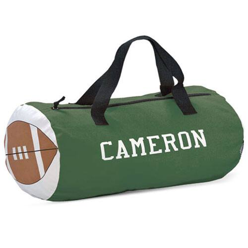 Personalized duffle bag - various styles for $12 and free pick up at Walmart