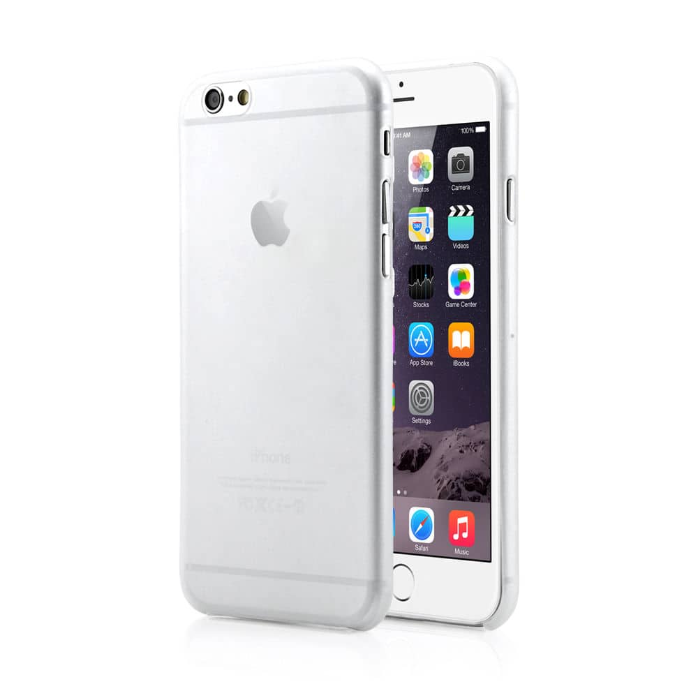 Ultra Thin Matte Clear Hard Back Case for iPhone 6 $0.99 with free shipping