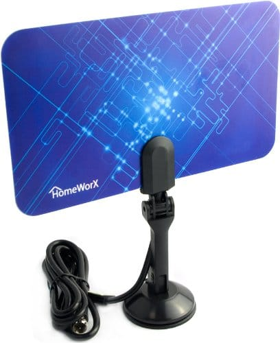 Mediasonic HomeWorX HW110AN Digital Flat  HD Antenna $5.99 +FS  AC  !!