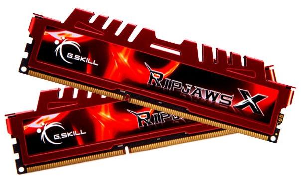 8GB (2x4GB) G.SKILL Ripjaws X Series DDR3 2133 Desktop Memory  $60 + Free Shipping