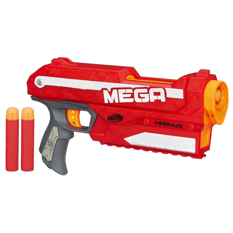 2x Nerf Blasters: Zombie Strike Sledge Fire Set $22, N-Strike Elite Mega Magnus  $10.50