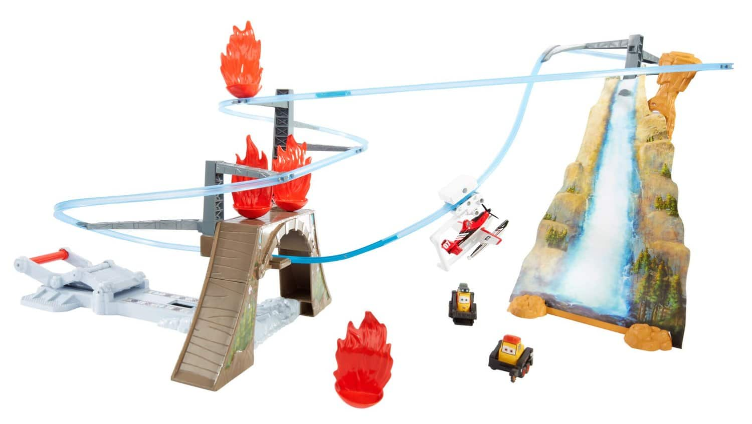 Disney Planes: Fire & Rescue Piston Peak Trackset for $10 (Reg. $35) @ Walmart & Amazon