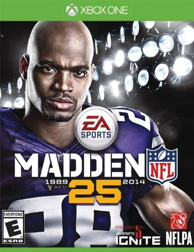 Madden NFL 25 for Xbox One - $10 + FS from Microsoft store