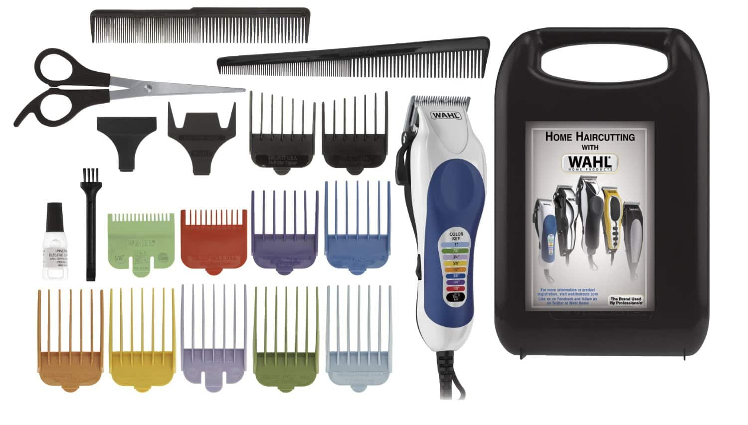 20-Piece Wahl Color Pro Complete Haircutting Kit  $17 + Free Store Pick-Up