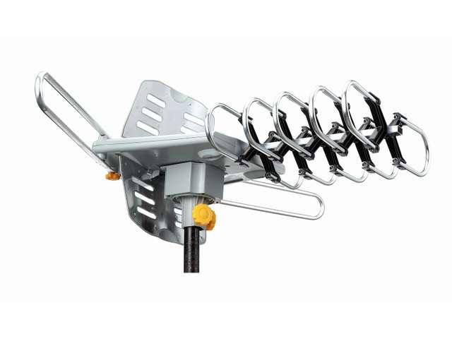 Hisgadget Outdoor Omnidirectional Amplified HDTV Antenna  $28 + Free Shipping