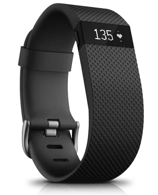 Fitbit Charge HR Activity Wristband (Large)  $127 + Free Shipping