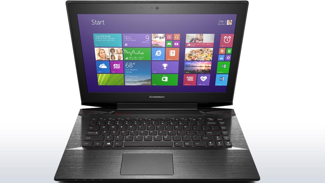 """Back & Cheaper Than FP: Lenovo Y40 Laptop; i7 5500U, 8GB DDR3, 14"""" 1080p, R9 M275, 500GB + 8GB SSHD $609 + Free Shipping Lenovo.com"""