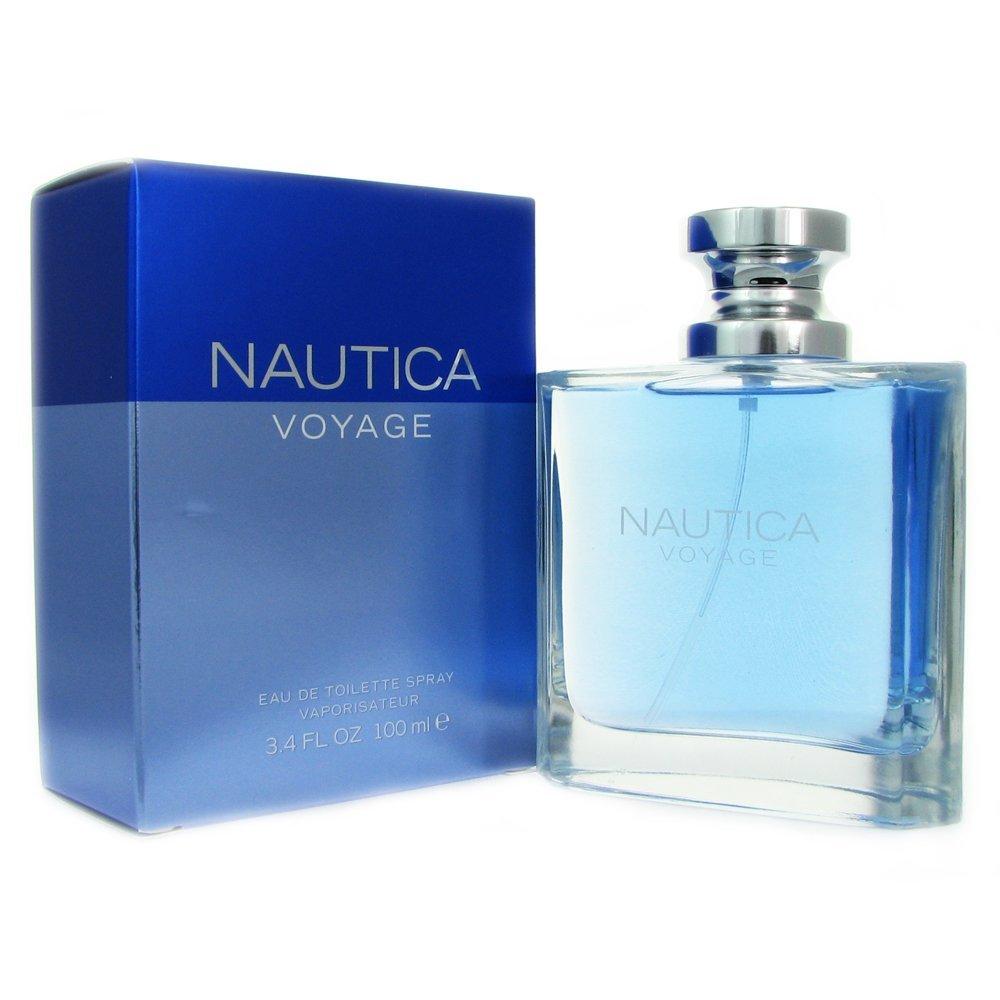 Nautica Voyage Men 3.4oz 100ml Edt Spray $13.59 + Free Shipping
