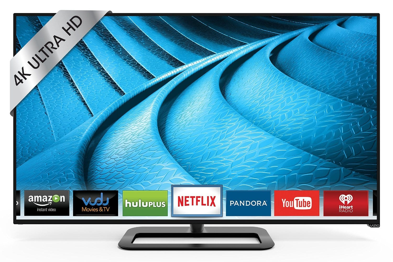 "60"" VIZIO 4K Ultra HD Smart LED HDTV  $900 After $350 Rebate + Free Shipping"