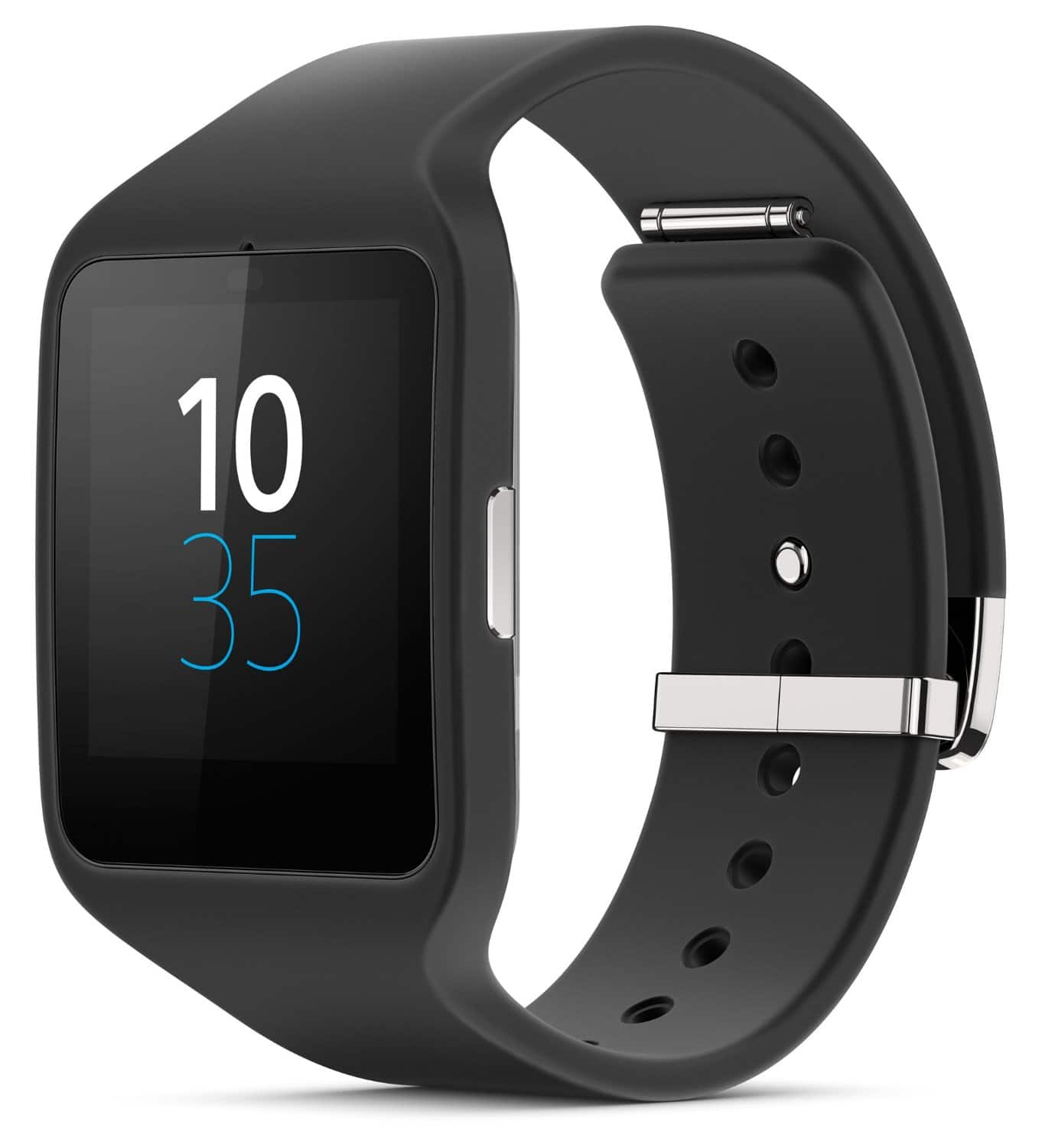 Sony Smartwatch 3 Available in Black and White for $149.99 with Free Shipping