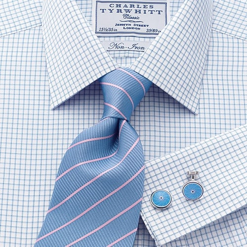 Charles Tyrwhitt Shirts $29 + Shipping (No tax in US). Huge selection of Non-Iron / Slim Fit Shirts