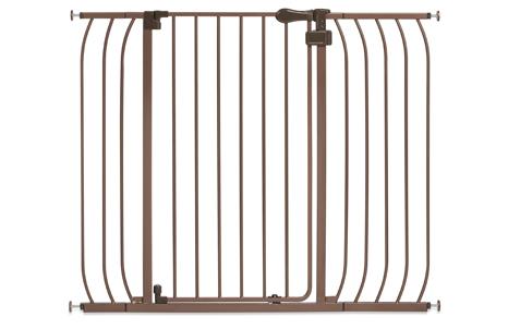 Summer Infant Multi-Use Extra Tall Walk-Thru Gate (Antique Bronze)  $19.50