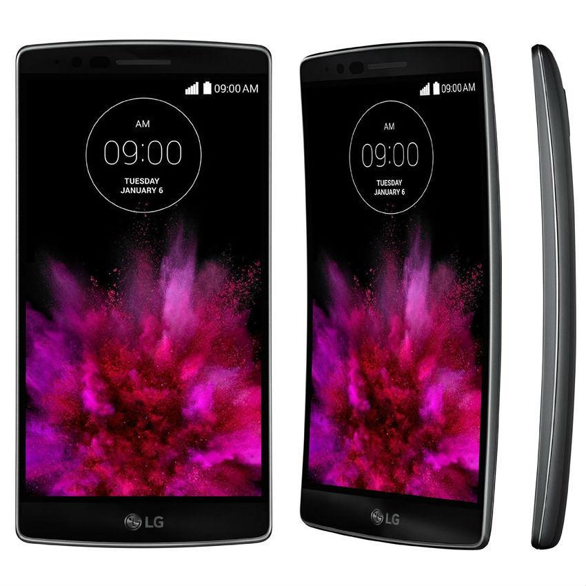 LG G Flex 2 H950 Platinum Silver Unlocked 32GB - 4G LTE (Latest Model) Curved OLED - $299.99 @ eBay