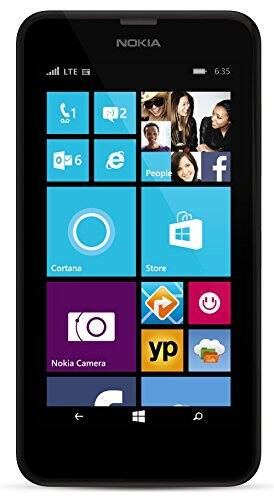 """AT&T Nokia Lumia 635 4.5"""" 4G LTE Prepaid Smartphone (Certified Like-New)  $10 + Free Shipping"""