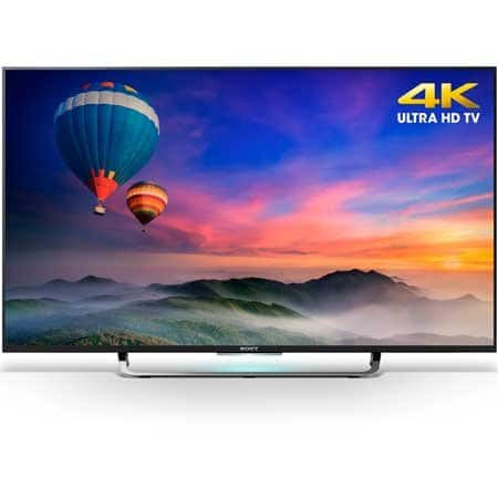"49"" Sony XBR-49X830C 4K Smart 120Hz Android LED HDTV $648 after $350 slickdeals rebate + free shipping"