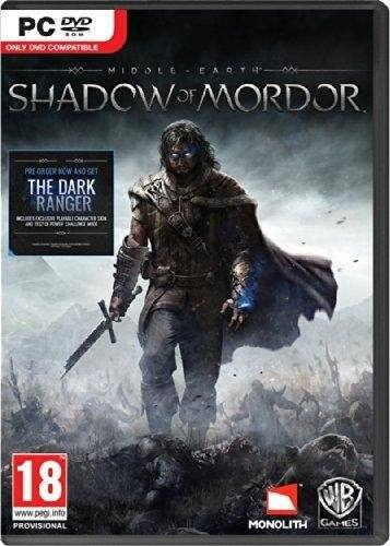 Shadow of Mordor Game of the Year Edition, PC Digital Download for Steam from CDKeys for 7.91 AC