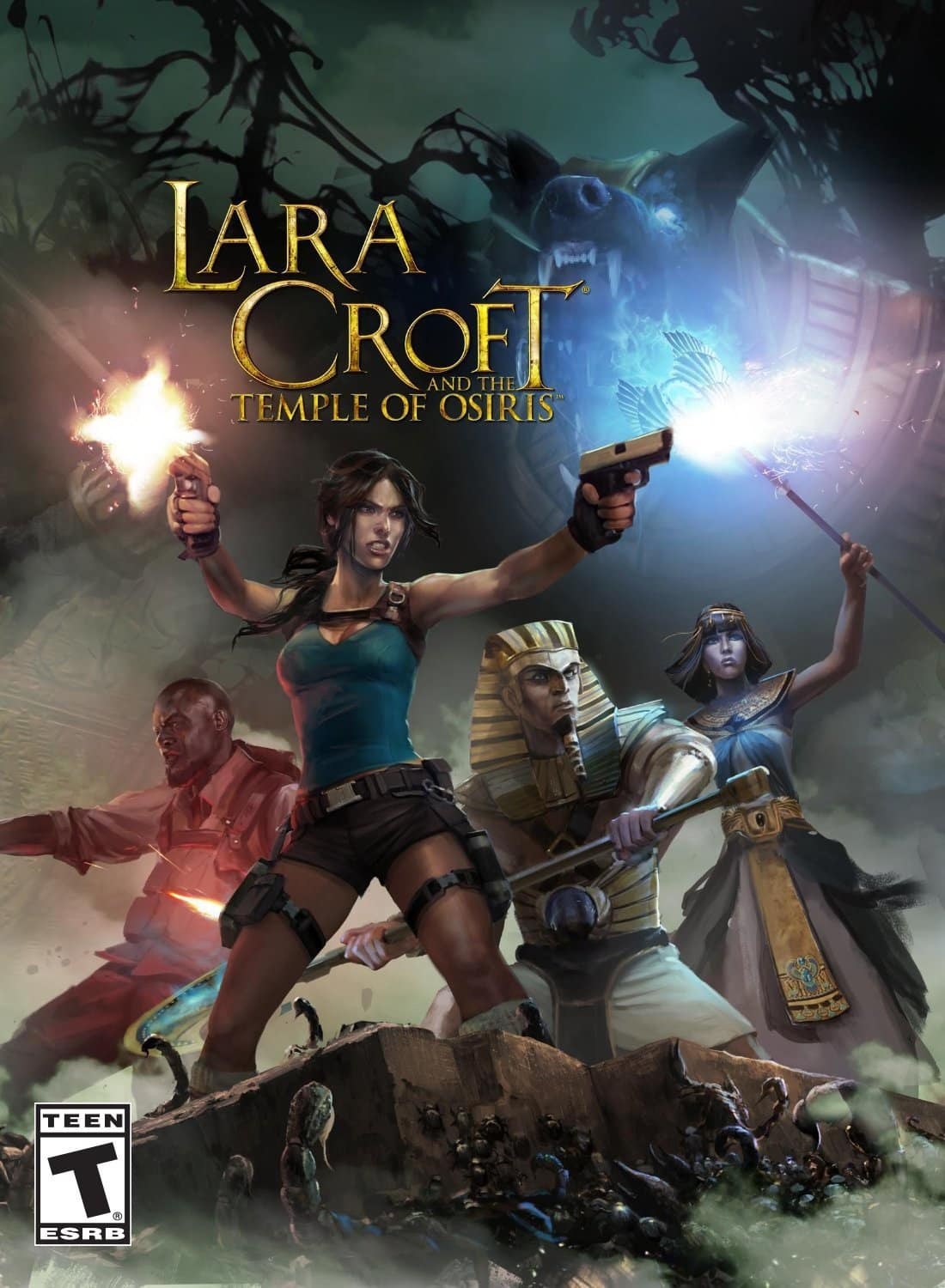 Lara Croft and the Temple of Osiris (PC Digital Download)  $5