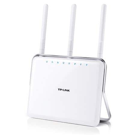 TP-LINK Archer C9 AC1900 Dual-Band Wireless Gigabit Router  $100 After $30 Rebate & More + Free S/H