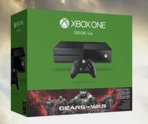 Xbox One 500GB Gears of War: Ultimate Edition Console Bundle + One Game + $50 Gift Code $299 + Free Shipping Microsoft.com