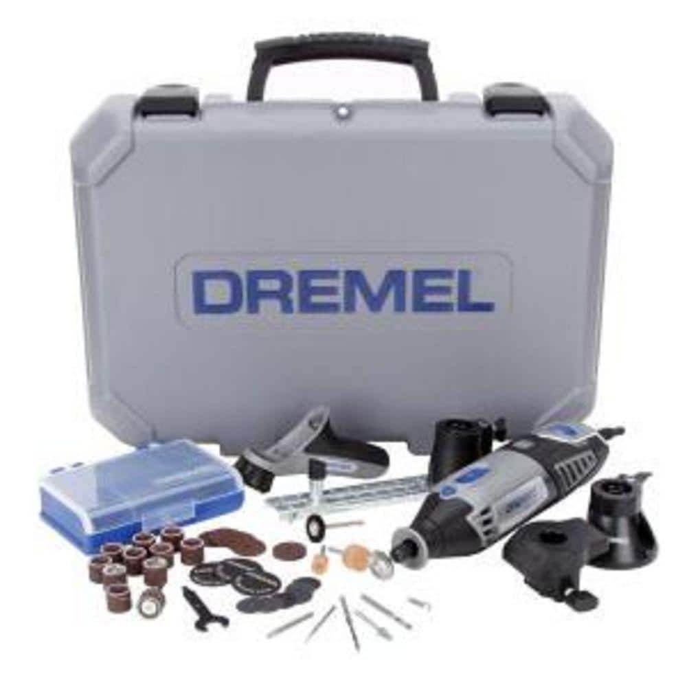 Dremel 4000 4/36 120V Variable Speed Rotary Tool Kit  $69 + Free Store Pickup