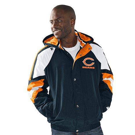 Licensed NFL Starter Jacket w/ Hood: Impact Varsity Satin or Pro Full-Zip  $50 + Free S&H