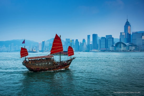 Delta Roundtrip Flight: Select US Cities to Hong Kong (Depart Mon - Thurs)  from $482