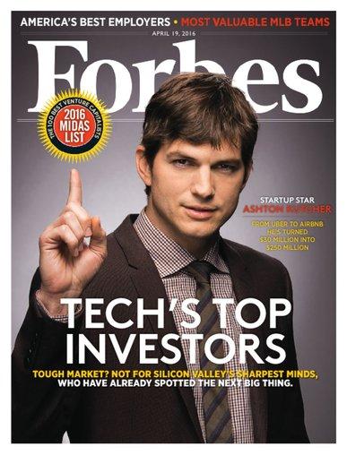 Forbes Magazine $4.99 per year