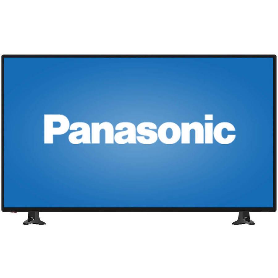 "Panasonic 50"" 4K WiFi LED LCD UHD Smart TV for $500 + free shipping @ Walmart"