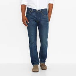 Levi's Coupon: 40% Off 3 or More Items: Select Men's Jeans  5 for $102+ & More
